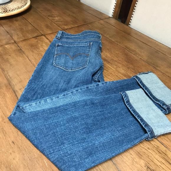 Levi's Denim - Levi's Mid Rise Skinny Jeans, Sz 32, Blue